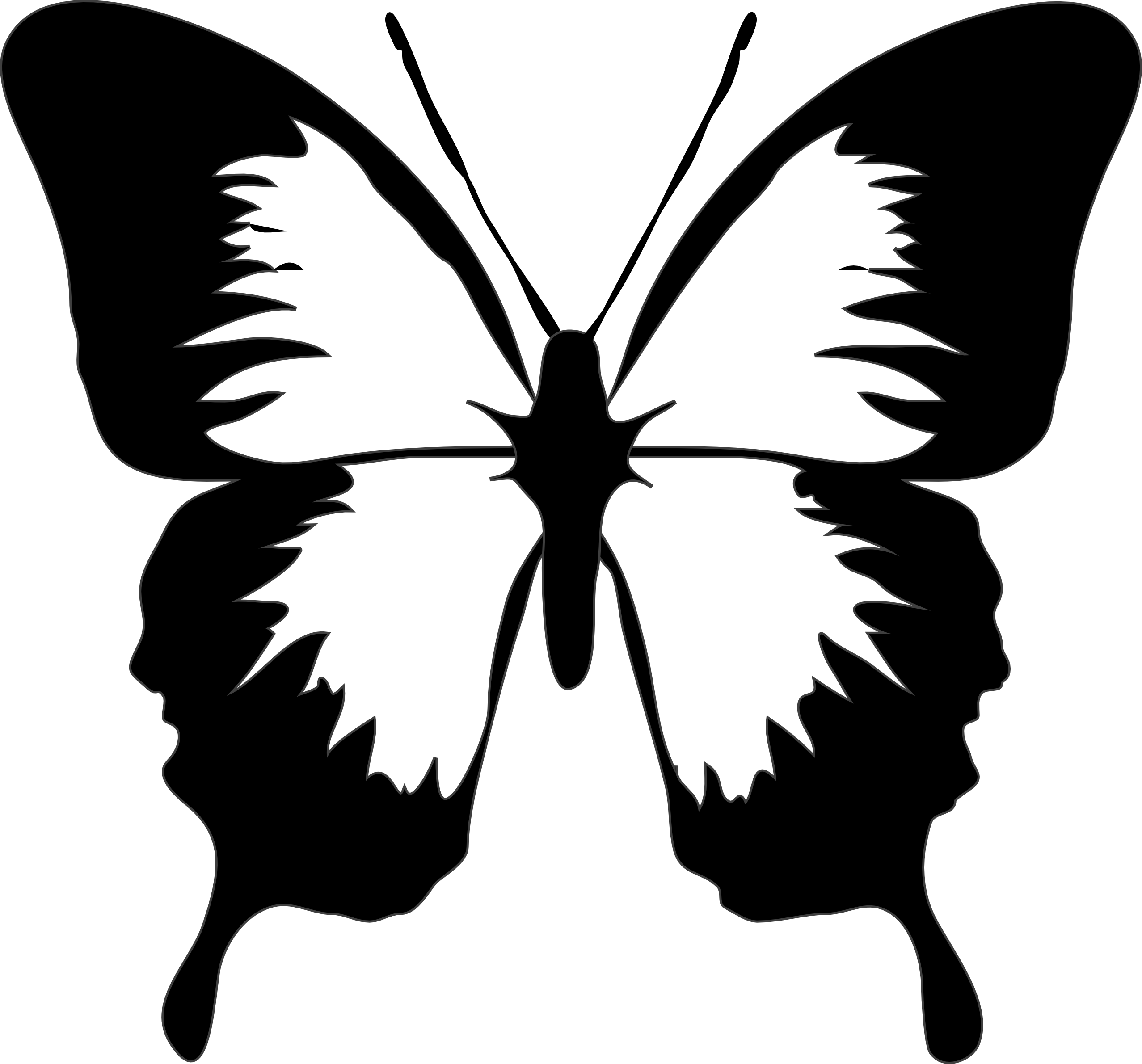 Butterfly Clip Art Black And White Nteeb9gta New York Spirit for butterfly clipart black and white for your reference
