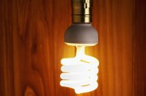 Light Bulb --- Image by © Randy Faris/2007/Corbis